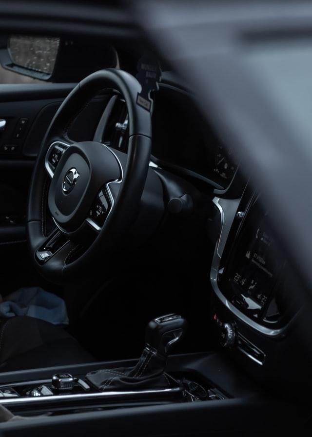 Volvo från insidan